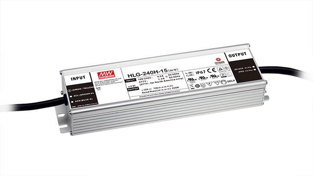 Mean Well LDC-55 LED-Treiber Konstantleistung 55W 500-1600mA 27-56 V//DC nich